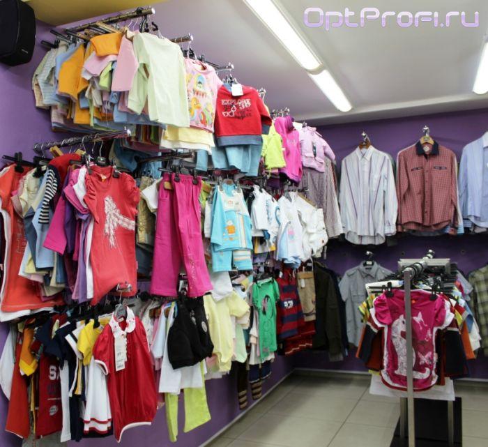 Детская одежда оптом от 0 до 14 лет